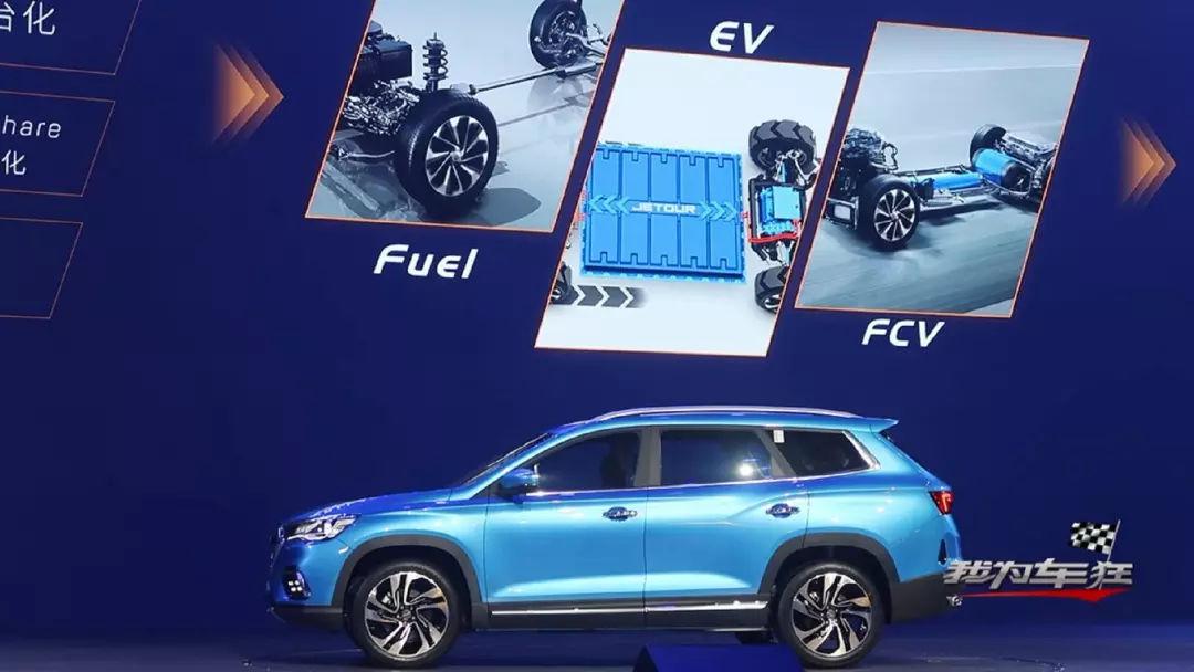 又一款低价杀入市场的大六座SUV,捷途X90带来旅行新定义