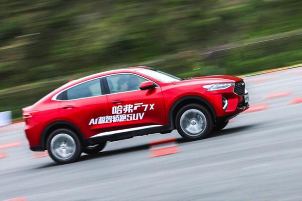 SUV專家再一力作!大溜背的哈弗F7X能否攪局運動SUV市場?