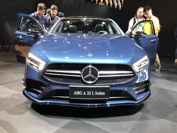 奔馳攜多款新車亮相2019上海國際車展,你準備好了嗎?
