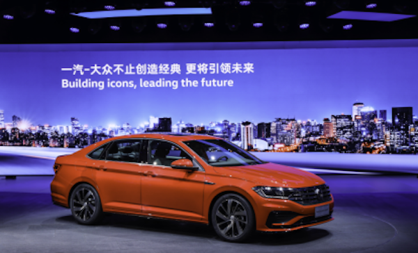 聚力之年 一汽-大眾大眾品牌攜多款重磅車型亮相上海車展