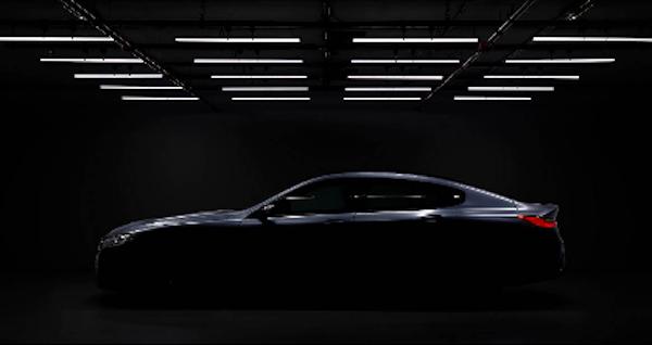 全新BMW 8系四門轎跑車即將迎來全球首發