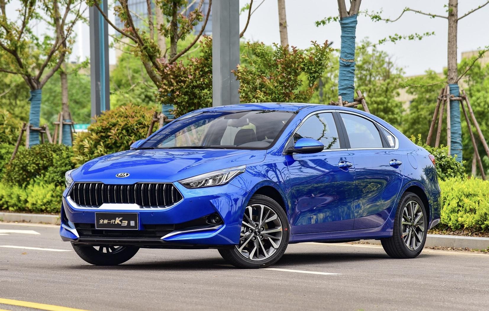 全新K3车款太多选择无需纠结  这一款性价比最高!