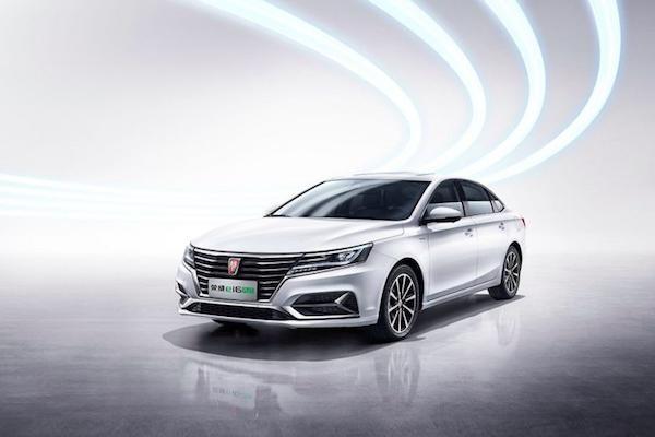 荣威ei6 PLUS,可能会是你买的第一款国产车