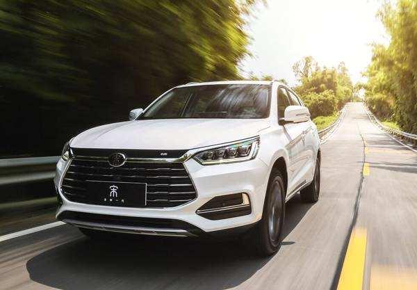 比亞迪宋對比長安CS35 PLUS,10萬級SUV哪個性價比更高?