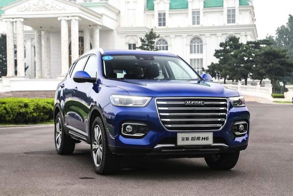 7月汽車銷量公布 自主領軍品牌吉利、長城均有較大增幅
