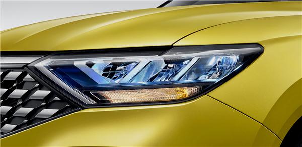 由一辆车变为一个品牌捷达VS5传承德系好品质!