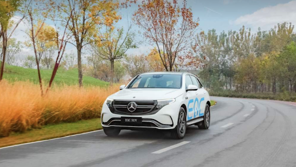 57.98萬起售的EQC,能否令奔馳成為電動車的新霸主?