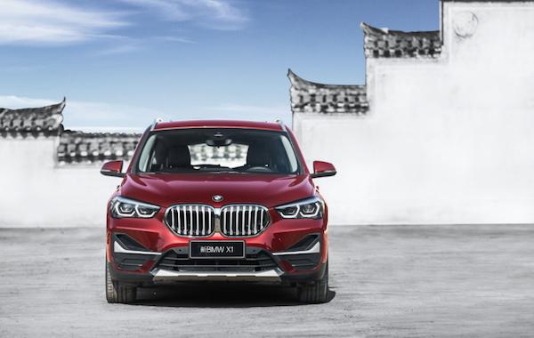 """驾乘质感不可挑剔 新BMW X1再度升级 金秋""""驭见幸福""""试驾"""