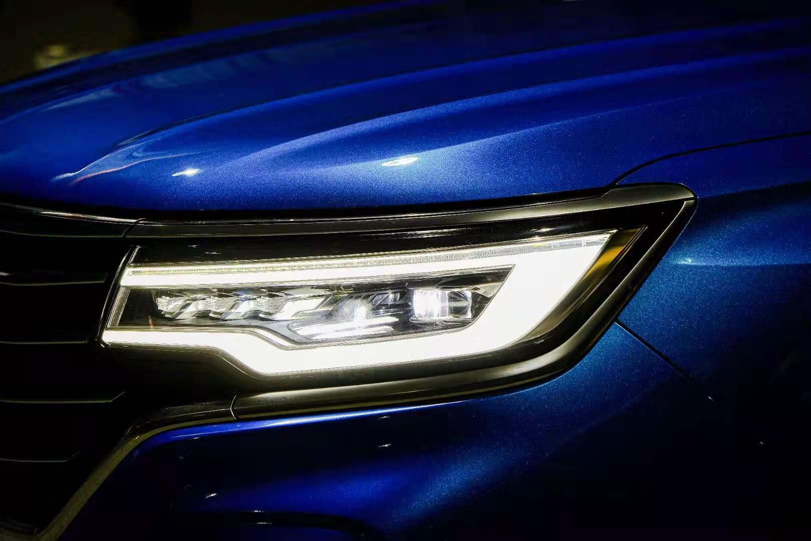 细节比肩国际大厂,从RX5 MAX灯光看荣威对工艺的追求