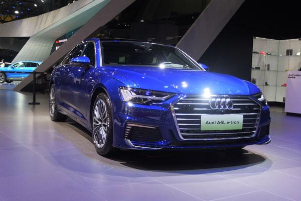 奥迪A6L 插混版亮相广州车展,竟然优势这么明显,盘它!