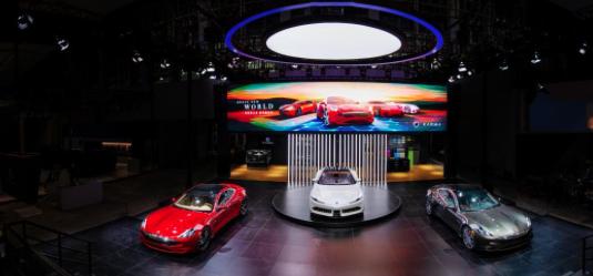 Karma汽车广州车展发布两款新车及全新战略 打造智能生态新时代