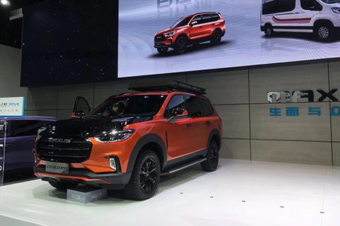 中国消费者不接受柴油车,主打高端的上汽MAXUS却在广州车展发布柴油车,意欲何为?