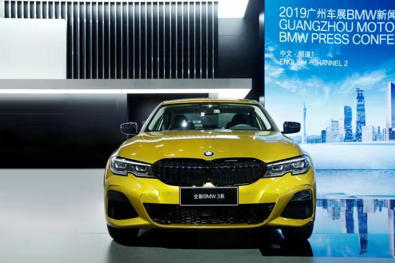 最強一代BMW 3系家族聚齊,330領銜陣列傲視同級