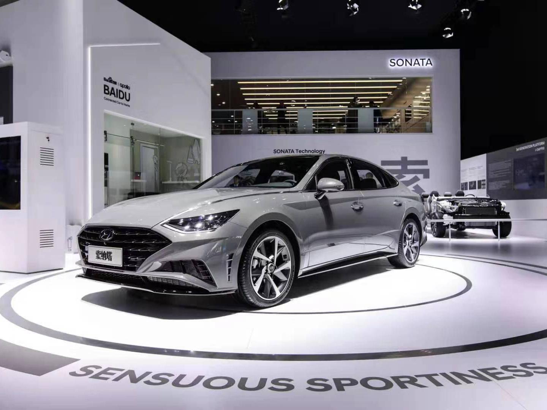 内外皆革新,广州车展亮相的第十代索纳塔将吹响韩系反攻号角?
