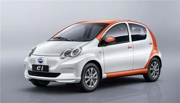 外觀小巧可愛的這幾款國產純電動車,只要7萬元!通通都是你的!