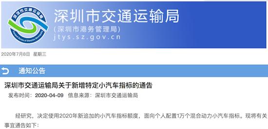 深圳新能源汽车利好政策频频问世,近水楼台先得月,比亚迪能否沾到雨露?