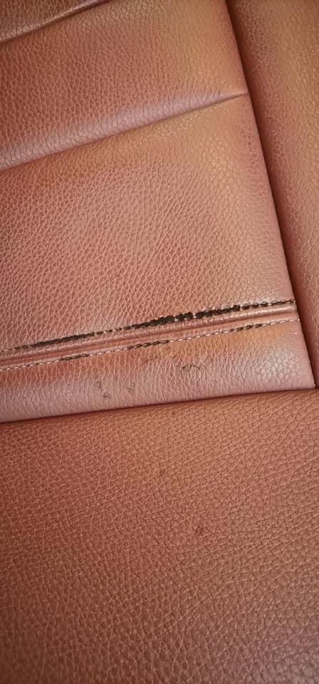 宝马-宝马5系 宝马座椅说非品质问题,不保修