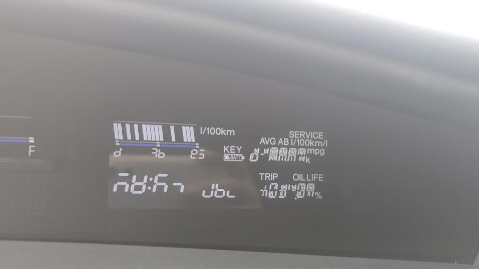 本田-杰德中控屏亂碼