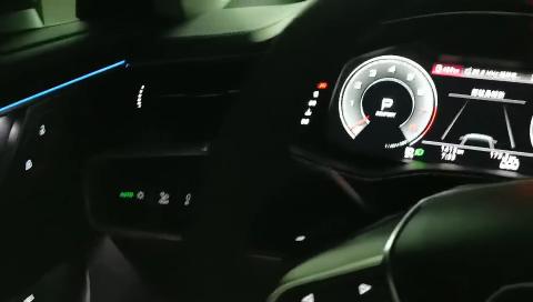 一汽大眾奧迪A6L新車中控屏黑屏,4S店也無法維修