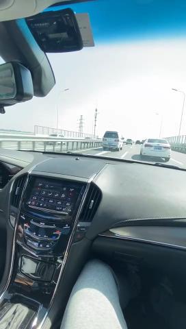 凯迪拉克ATS-L车辆行驶中噪音巨大,传动轴和差速器噪音还异常抖动
