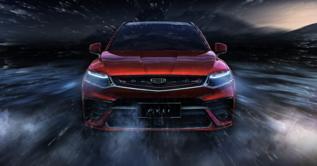 """全系新标、轿跑风溜背设计 吉利高阶运动SUV""""FY11""""高清图曝光"""