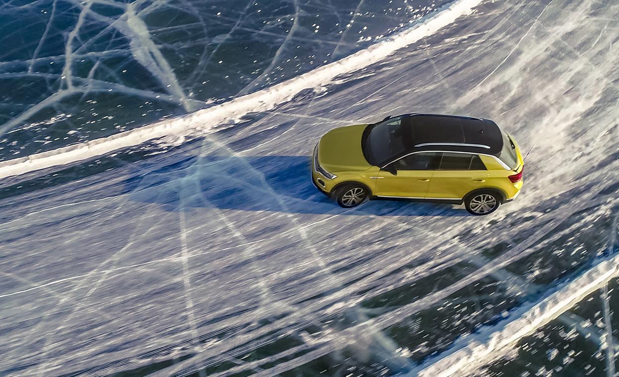 一汽-大众SUV双子星冰雪试驾:你想要的我全都有