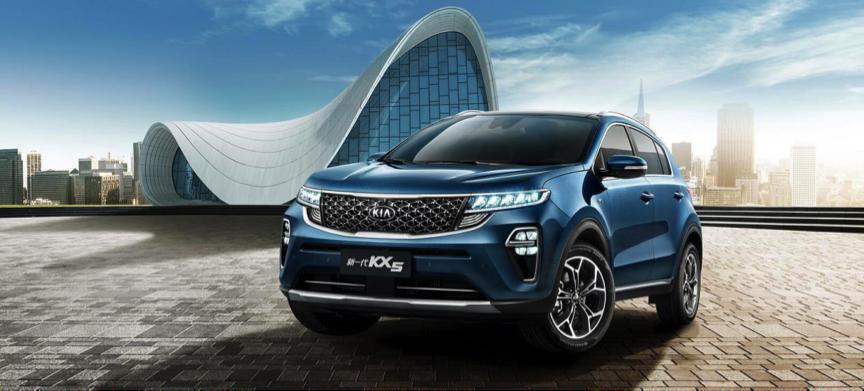科技驅動未來,新一代KX5四驅車型即將誠意上市