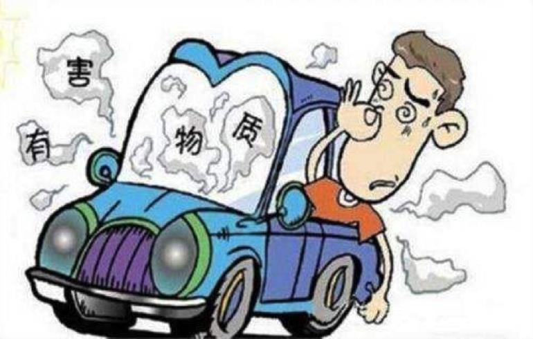 大众迈腾车内异味浓重,车主投诉后问题得到合理处理