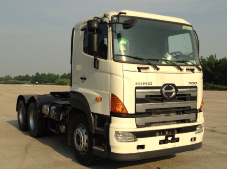 日野汽车(中国)有限公司召回部分进口日野700牵引车