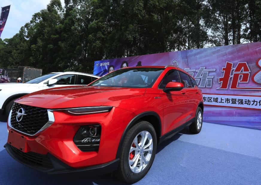 全新海馬汽車8S廣東地區上市 新潮的網上直銷方式帶來新機會