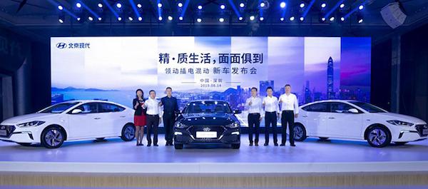 陈旧推新6车待发,北京现代以行动赋品牌新形象