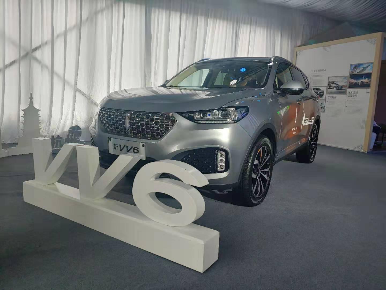 WEY VV6试驾活动 真实体验中国式豪华品质