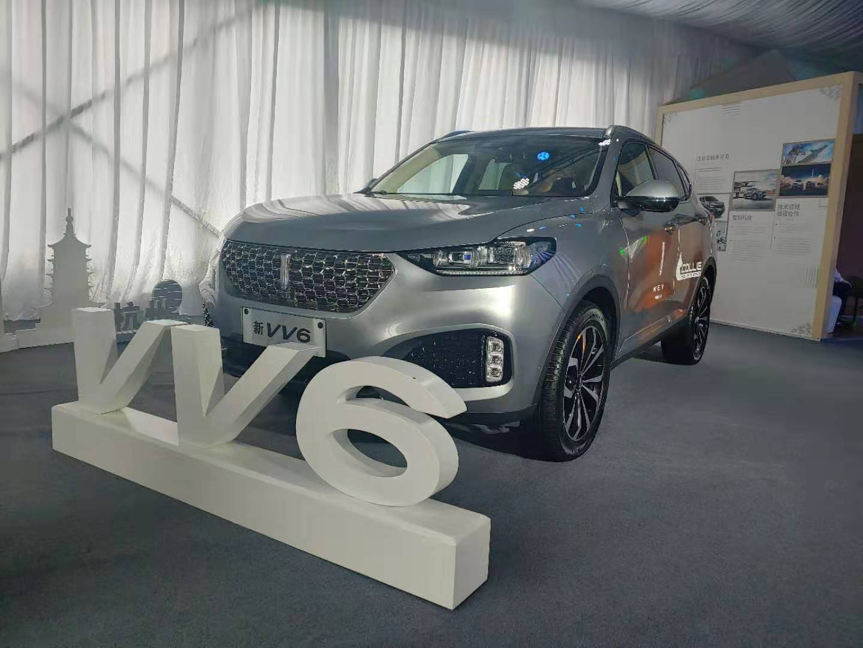 WEY VV6試駕活動 真實體驗中國式豪華品質