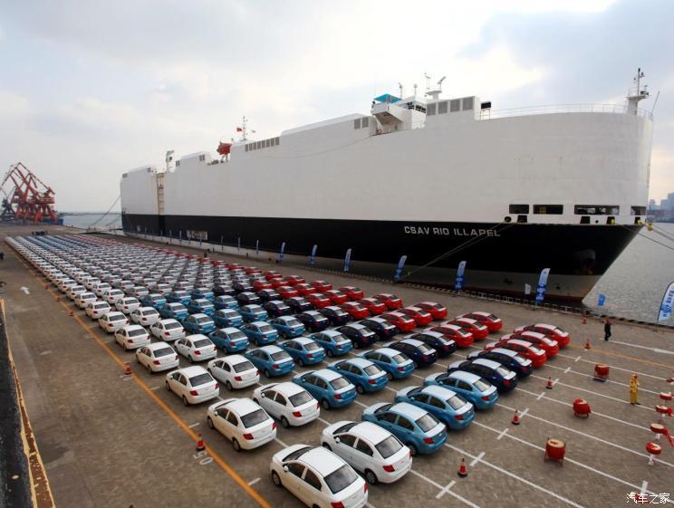 商务部:汽车产业国际化合作日趋活跃