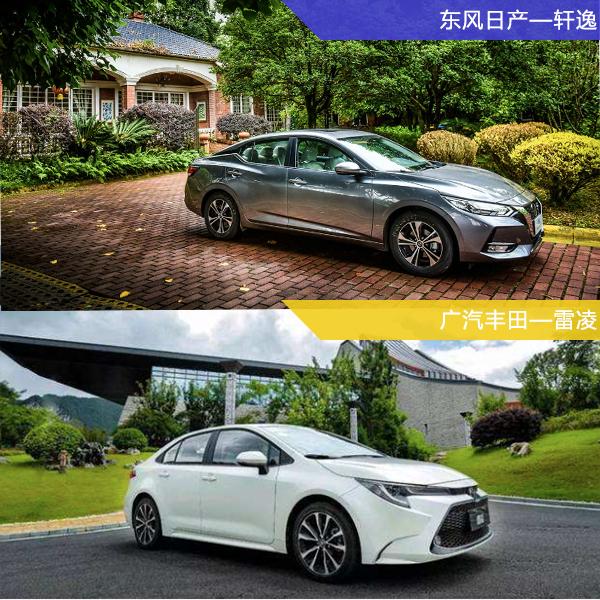 """同为""""日本制造""""的看家车型 广汽丰田和东风日产上演大龙凤"""