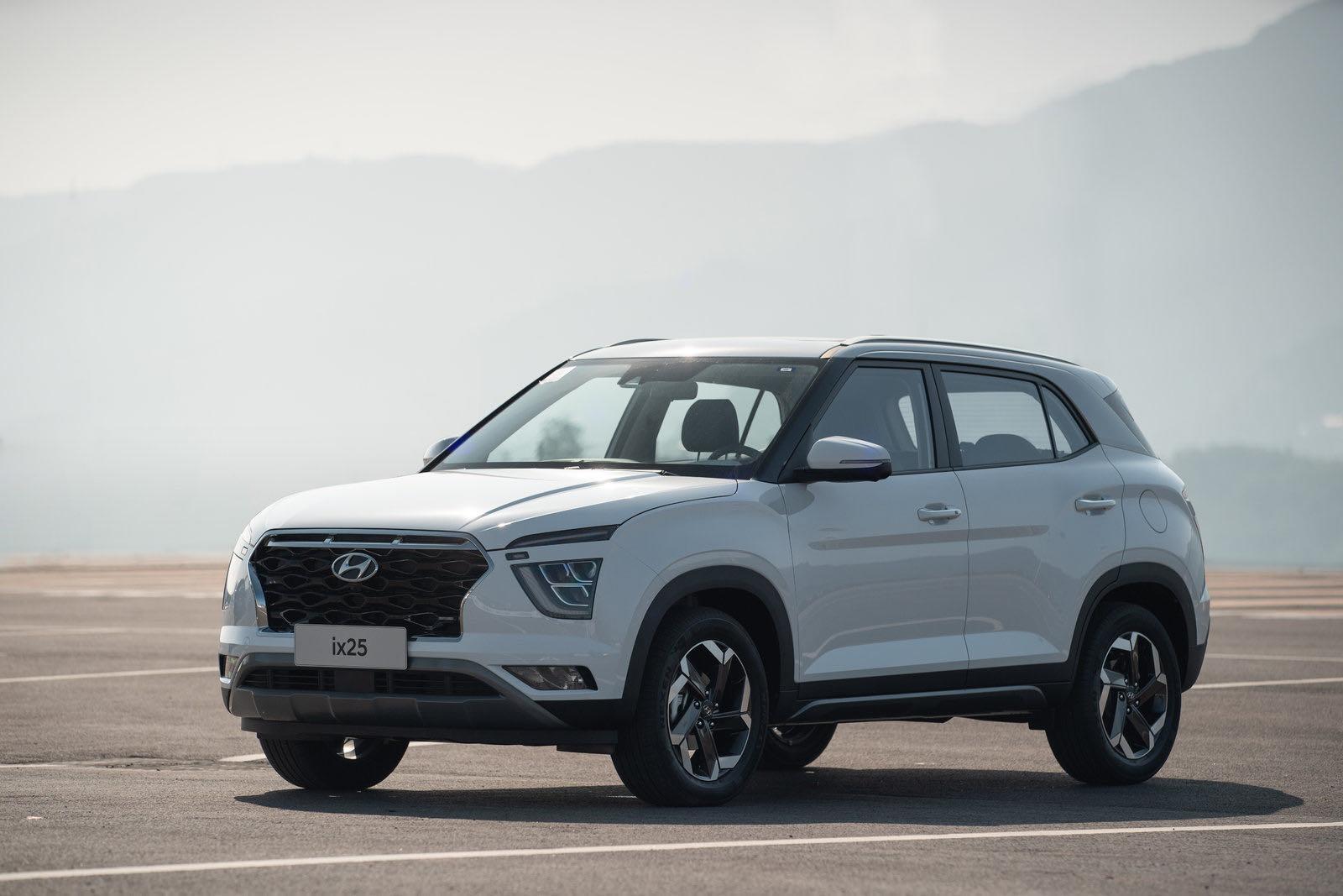 新一代ix25与新一代悦纳正式上市 北京现代重回销量高地新力作