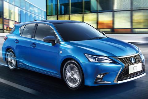 丰田汽车(中国)投资有限公司召回部分进口雷克萨斯CT汽车