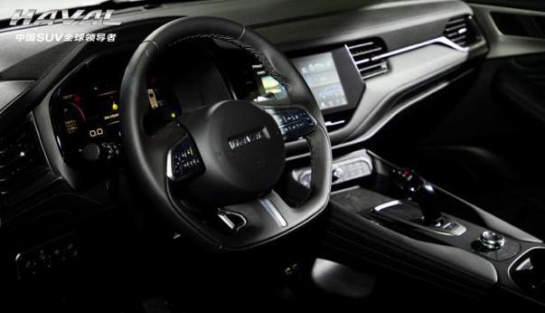 """2020款哈弗F7 小改变大""""变更""""造出最懂中国人的车"""