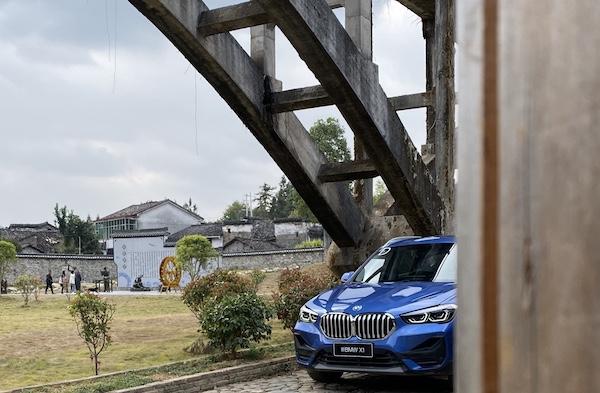 跨過山湖,新 BMW X1 讓幸福觸手可及