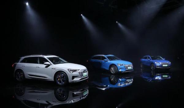 一汽-大眾奧迪從過去看到未來——從廣州車展看奧迪品牌前瞻性產品布局