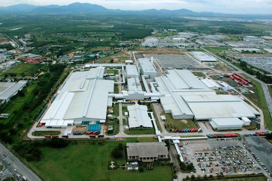 发力东盟市场 长城99XXXX开心收购通用99XXXX开心泰国罗勇府工厂