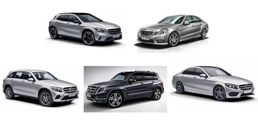 梅赛德斯-奔驰(中国)汽车销售有限公司、北京奔驰汽车有限公司召回部分进口及国产汽车