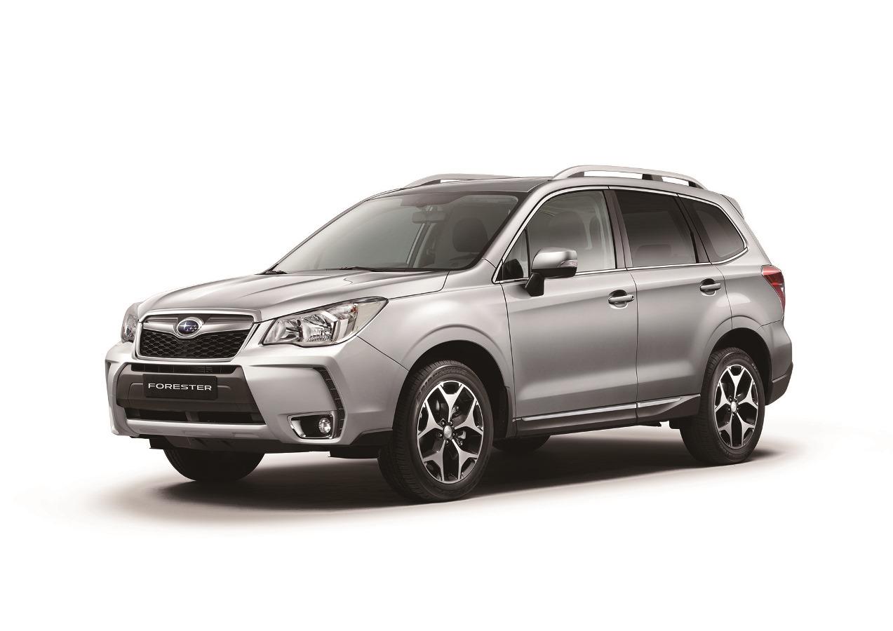 斯巴鲁汽车(中国)有限公司召回部分进口森林人汽车