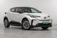 广汽丰田C-HR EV上市 纯电车型中颜值与质量新晋代表
