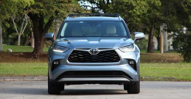 """2020款丰田""""汉兰达""""终于来了!看到新车,网友:上市必是爆款"""