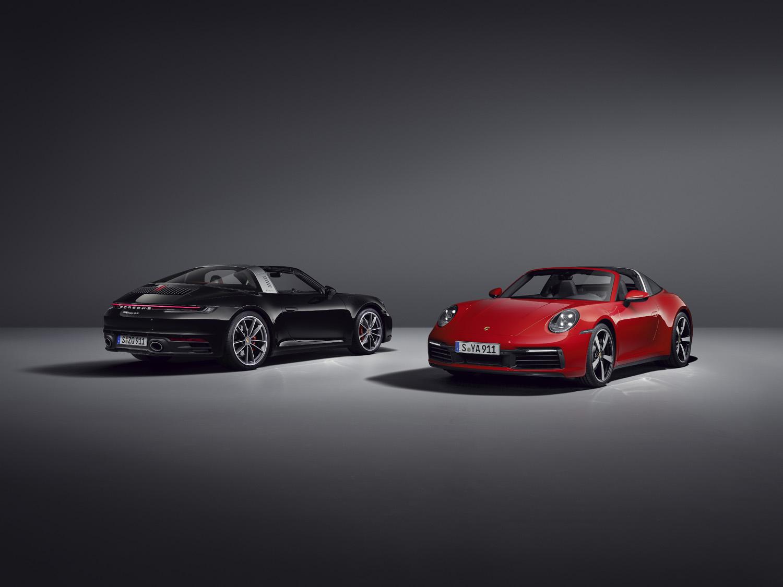 优雅,奢华,独特:全新保时捷911 Targa