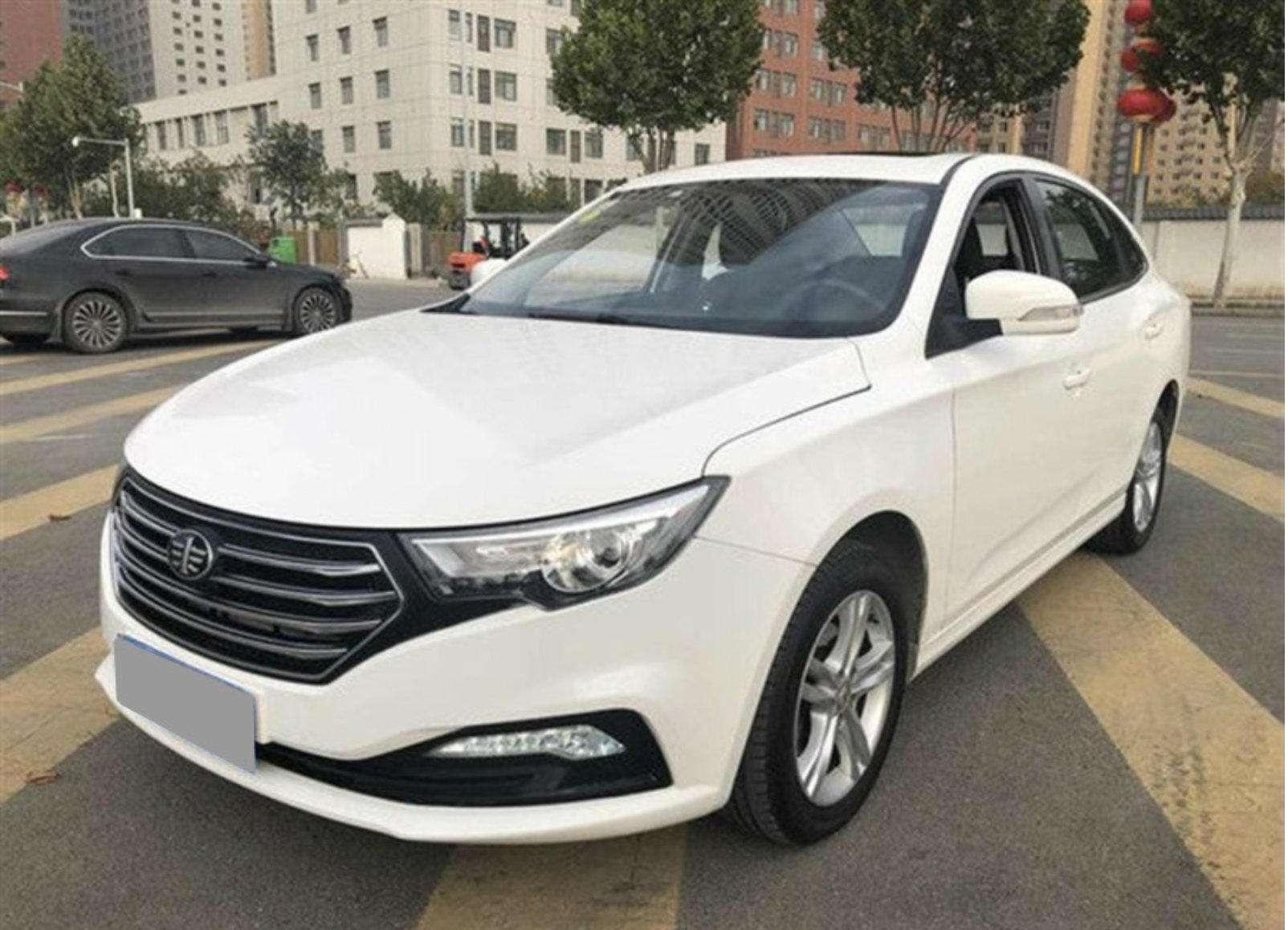 中國第一汽車集團公司召回部分奔騰B30汽車