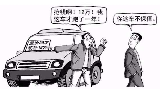買對品牌就等于買對了理財產品,最新中國汽車保值率排行榜發布