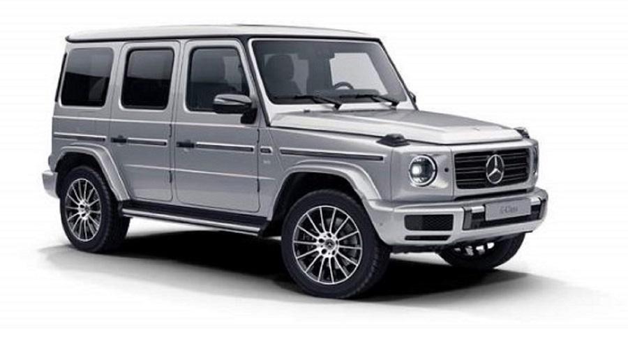 梅赛德斯-奔驰(中国)汽车销售有限公司召回部分进口G级汽车