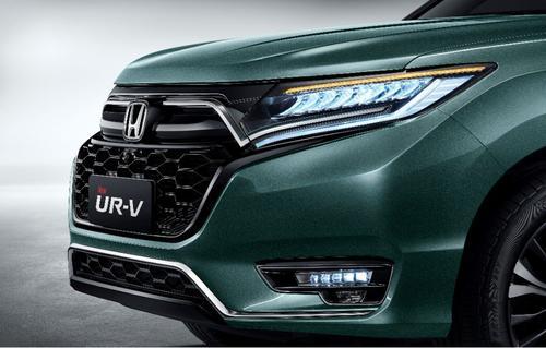 全新UR-V正式登陆广州 五款车型中谁是最好选择?